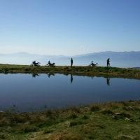 長野ツーリング天空の池