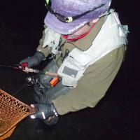 連休の芦ノ湖は130でゴン、ゴン、ゴン。