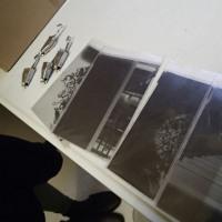 銀塩写真講座2 / 3日目 シートフィルム現像・コンタクトプリント