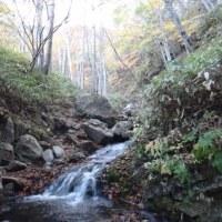 晩秋の皇海山~鋸山★林道は山の動物オールスターズ