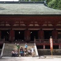 2017年6月24日(土)[京都トレイル]トレイル最大の標高差・比叡山の巻