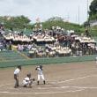 高校野球の夏、長く続きますように。