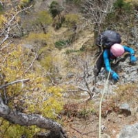 八ヶ岳 赤岳 天狗尾根・岩登り講習登山
