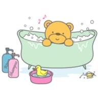 朝風呂には既に入りました。