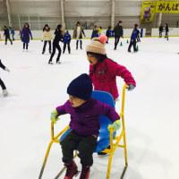 クリスマスにスケート!