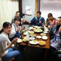 ダイビング器材オーバーホール&タイ料理パーティー☆