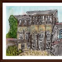 ブルガリア・ルーマニア旅行シリーズ その42 コピリフシティツアのの屋敷