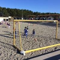磐田市わんぱくビーチサッカー大会