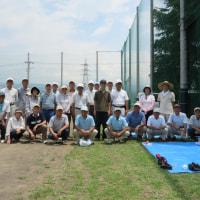 三島地区グラウンドゴルフ大会の開催