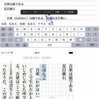 【iライターズ - 縦書き日本語入力】日本語入力に特化した物書きアプリ