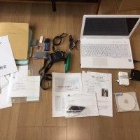 今日の桑波田さん報告会 準備完了