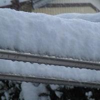 弾丸低気圧で大雪に