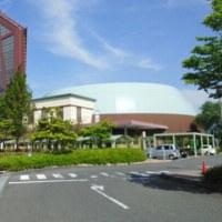 車喜っと! 御冠山gooブログ・・・・・復活! 倉吉未来中心大ホール・・・。
