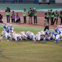 2016 関西学生アメリカンフットボール 最終戦 立命館大学VS関西学院大学