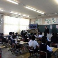 4/24(木)非行防止教室