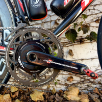 Power2max Type-S Campagnolo 11 Speed ようやく取り付け