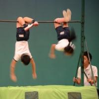 『体操教室発表会』(八潮市民祭り)