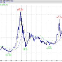上海株、月間の下落率は過去最高水準