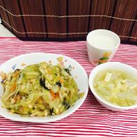 本日の健康給食!