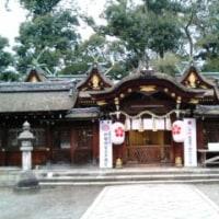 「二十二社巡り」平野神社・京都市は北部、衣笠山の東麓に広がる平野の中心に平野神社がある。桓武天皇の平城京遷都