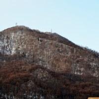 2016.11.30 AM 07:55 藻岩山・平和の塔・手稲山・円山・三角山