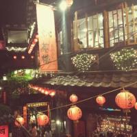 沢山の人、沢山の匂い。台湾。