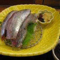 円芯:まるしん(半田市) いわし料理