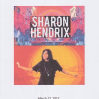Sharon hendrix Japan Fan Club vol05 newsletter