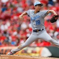 前田健太、久々先発で5回1失点の好投 今季5勝目、打っても先制2点二塁打!