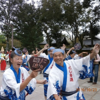10月23日(日) 奈良十津川被災義援活動:東大寺