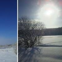 冬景色@北海道
