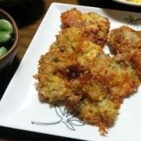 3月21日(火)ラム肉のチーズカツレツ
