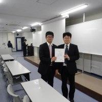 長崎大学歯周病学教室同門会・学術講演会で発表してきました。