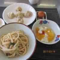 今日の中華料理・・・小籠包