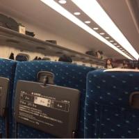 いざ東京へ (≧∀≦)
