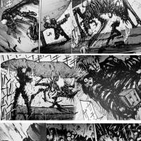 伝説の漫画「ブラム!」珪素生物VS臨時セーフガード「ドモチェフスキー」