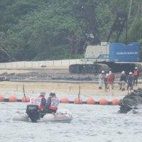 K9護岸造成工事着手への県の対応が遅れている!---大浦湾への捨石投下は公有水面法・漁業調整規則・埋立承認の際の留意事項違反