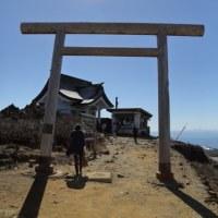 蔵王山/刈田峰神社(奥之宮)