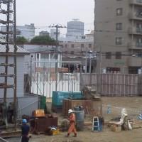 2017/5/25  午前9時前札幌の空模様
