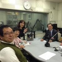 西日本放送ラジオに出演しました