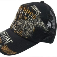 メンズ レッドペッパー×バンソン コラボ CAP キャップ 帽子 62UN-03