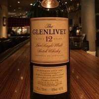 The GLENLIVET12YEARS(1990's) 750ml,40%