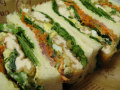 タルチキ南蛮サンド(レシピ)