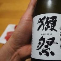 獺祭 純米大吟醸48 寒造早槽(かんづくりはやぶね)