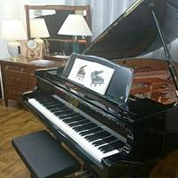 グランドピアノ試弾会