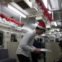 いさりび鉄道「夜行列車」