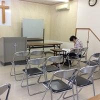 今日は新会堂で神学校の授業を受けました*\(^o^)/*