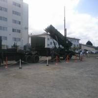 自衛隊 福知山駐屯地  今津駐屯地