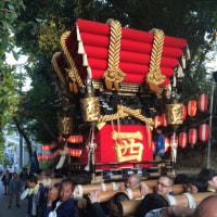 67.淡路島のだんじり台車(月刊「祭」2017.5)