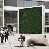クリーン+冷気 - 自然のエアフィルター Clean + cool air - natural air filter